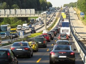 Trafik trängsel